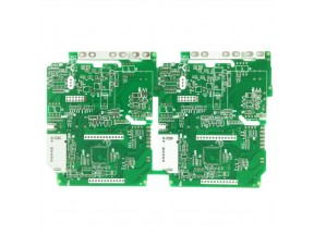 Lead-free HASL Double layer pcb