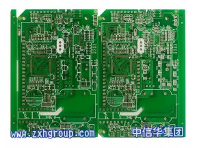 PCB for electronics machine