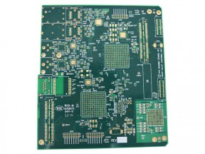 8 layer board with ENIG finished