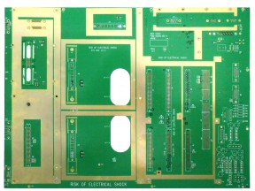 EING Double layer pcb