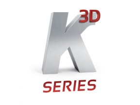 K Series3D : A powerful 3D to expand proven 2D technology