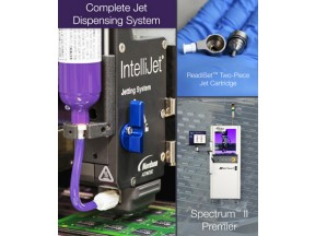 IntelliJet® Jetting System with ReadiSet™ Jet Cartridge