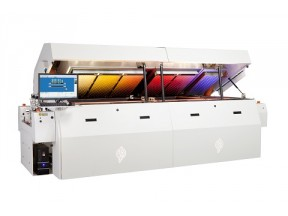 Electrovert's OmniES+™ 5, 7, 10, & 13 Zone Reflow Soldering Systems