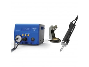 HAKKO FR-410 High Power Desoldering Station with Pencil-style Tool