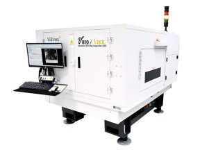V810i S2 EX 3D In-line Advanced X-Ray Inspection System (AXI)