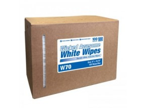 Wicked Awesome White Wipes – W70