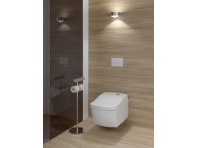 NEOREST AC Dual Flush Toilet with Actilight