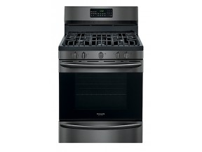 Frigidaire Gallery Free Standing Range in Black Stainless – [FGGF3059TD]