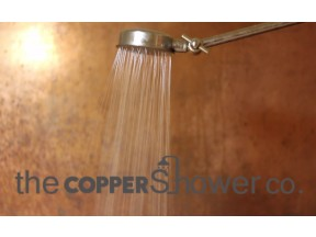 Copper Shower Kit