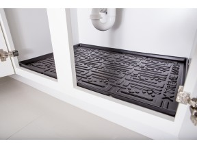Xtreme Mat Under Sink Bathroom Cabinet Mat