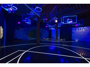 Light Tape®  illuminates 2018 NBA All Star weekend event space