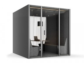Bosse Series 2 Collaboration Acoustic Pod