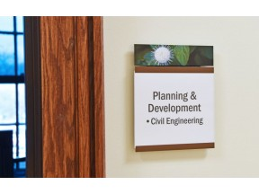 Elevate - Suite ID Signs