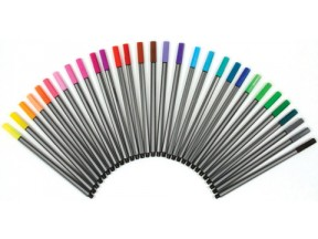 Studio Series Fine-Line Marker Set (30 markers, 0.4 mm tip)
