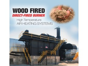 Hurst Solid Fuel Direct-Fired Burner
