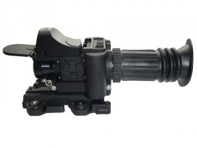 Thermite 640® - Ultra compact thermal weapon sight with integrated ballistic computer