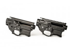Ascend ARMORY AR-15 Matched Billet Sets