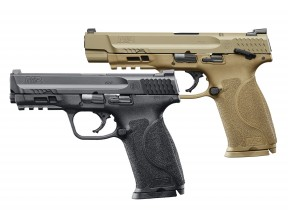 M&P M2.0 pistol by Smith & Wesson