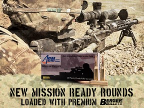 ABM Mission Ready Ammo