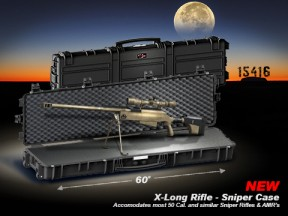 EXPLORER Cases X-Long Sniper Case