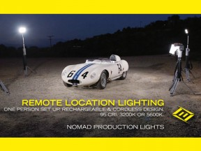 Nomad® T56 Production Light