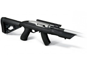 Adaptive Tactical Tac-Hammer Ruger Takedown Stock and Barrel