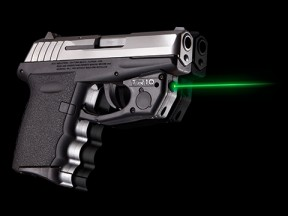 TR10G SCCY CPX Green Laser