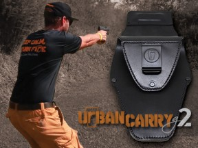 Urban Carry G2 Total Concealment Holster