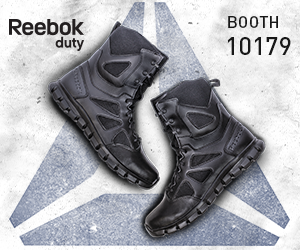 Reebok Duty Tactical Boots at Booth 10179