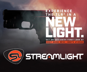Visit Streamlight at Booth 12562!