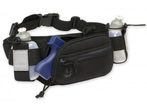 Concealment Hydration Belt for Runners