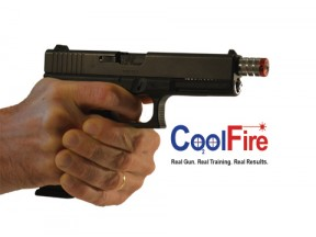 CoolFire - Recoil Laser Trainer