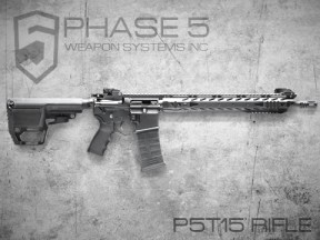 Phase 5 P5T15 Rifle