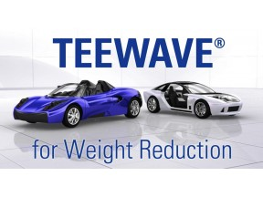 TORAY Materials: Weight Reduction